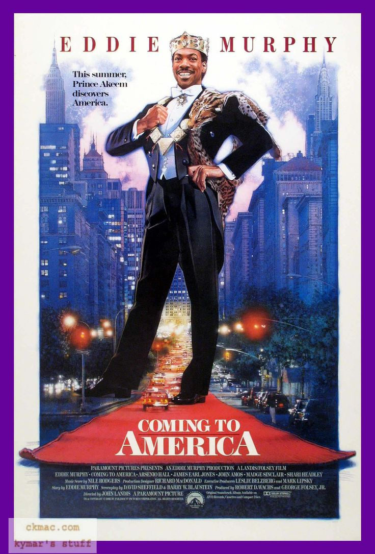 Beverly In Movieland Black Is Beautiful And Very Funny In Coming To America