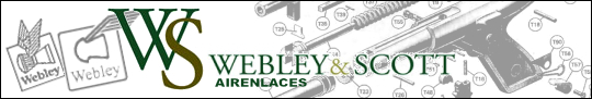 Webley Exploded View