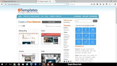 B Template, Cara, Ganti, Template, Paling, Gampang,  Tempatnya, Gratis, an, Template, Download, BIsnis, Info,  Komputer, Blog