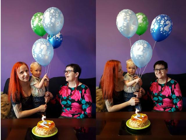 Urodzinowego przyjęcia nie będzie!