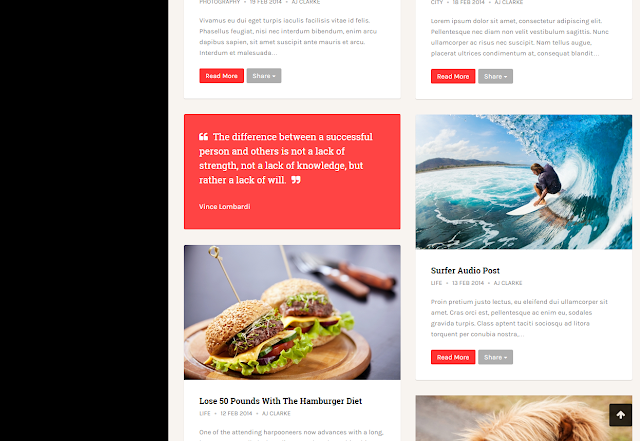 Magtastico Wordpress theme download for free