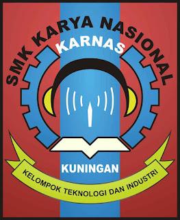 SMK Karnas Kuningan, SMK Karya Nasional Kuningan, SMK, Karnas, Karya Nasional, Kuningan, Cadas 40, C40, Cadas, 40