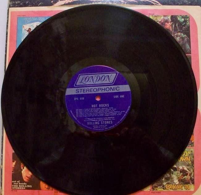 The Rolling Stones Hot Rocks Vinyl 28