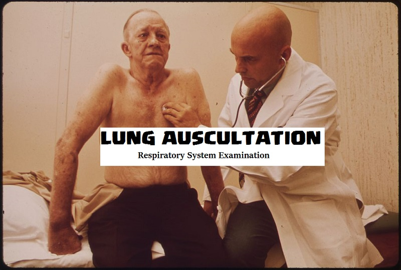 respiratory examination As a complete respiratory exam includes a cardiovascular exam, these two examinations have been combined assessment cardio / respiratory assessment.