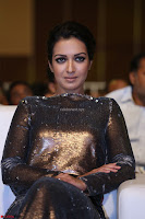 Actress Catherine Tresa in Golden Skin Tight Backless Gown at Gautam Nanda music launchi ~ Exclusive Celebrities Galleries 008.JPG