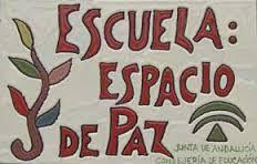Escuela espacio de Paz Junta de Andalucía