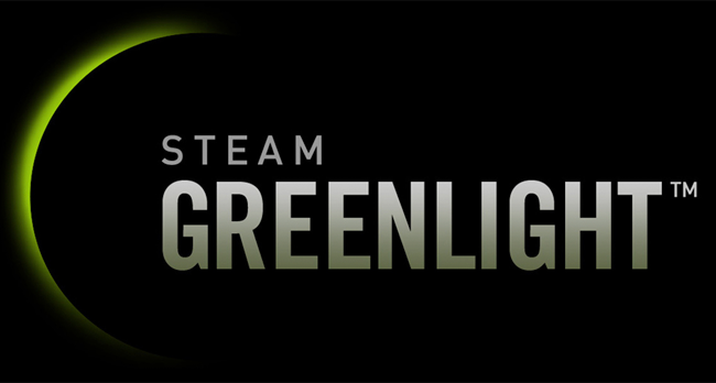 steam grrenlight logo - un juego a ratos