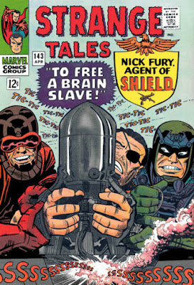Strange Tales #143, Nick Fury agent of SHIELD