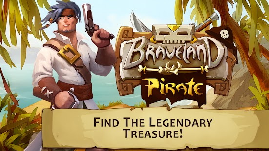 Braveland pirate Apk+Data Free on Android Game Download