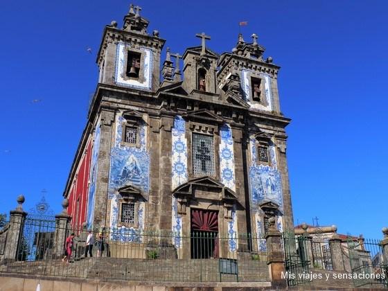 Iglesia de San Ildefonso Oporto, Portugal