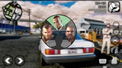 HOW TO SWITCH CHARACTER IN GTA SAN ANDREAS ON ANDROID