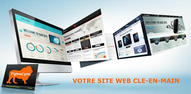 site web clé-en-main