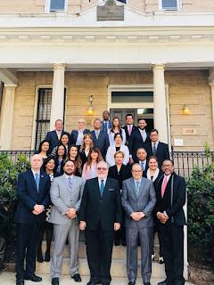 Embajador José Tomás Pérez inaugura IX Edición de Programa Líderes Visitantes