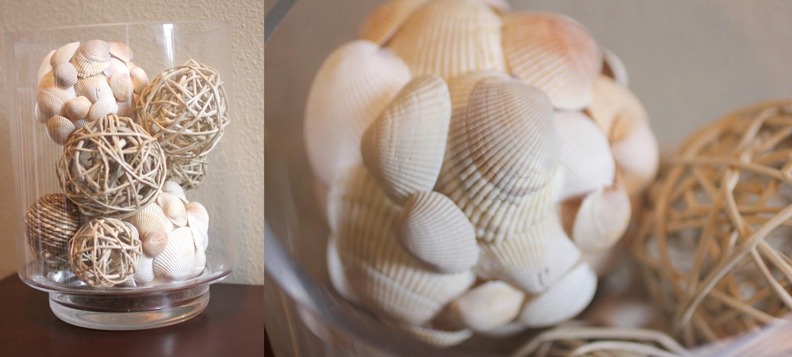 Decorative seashell craft ideas - Seashell Crafts