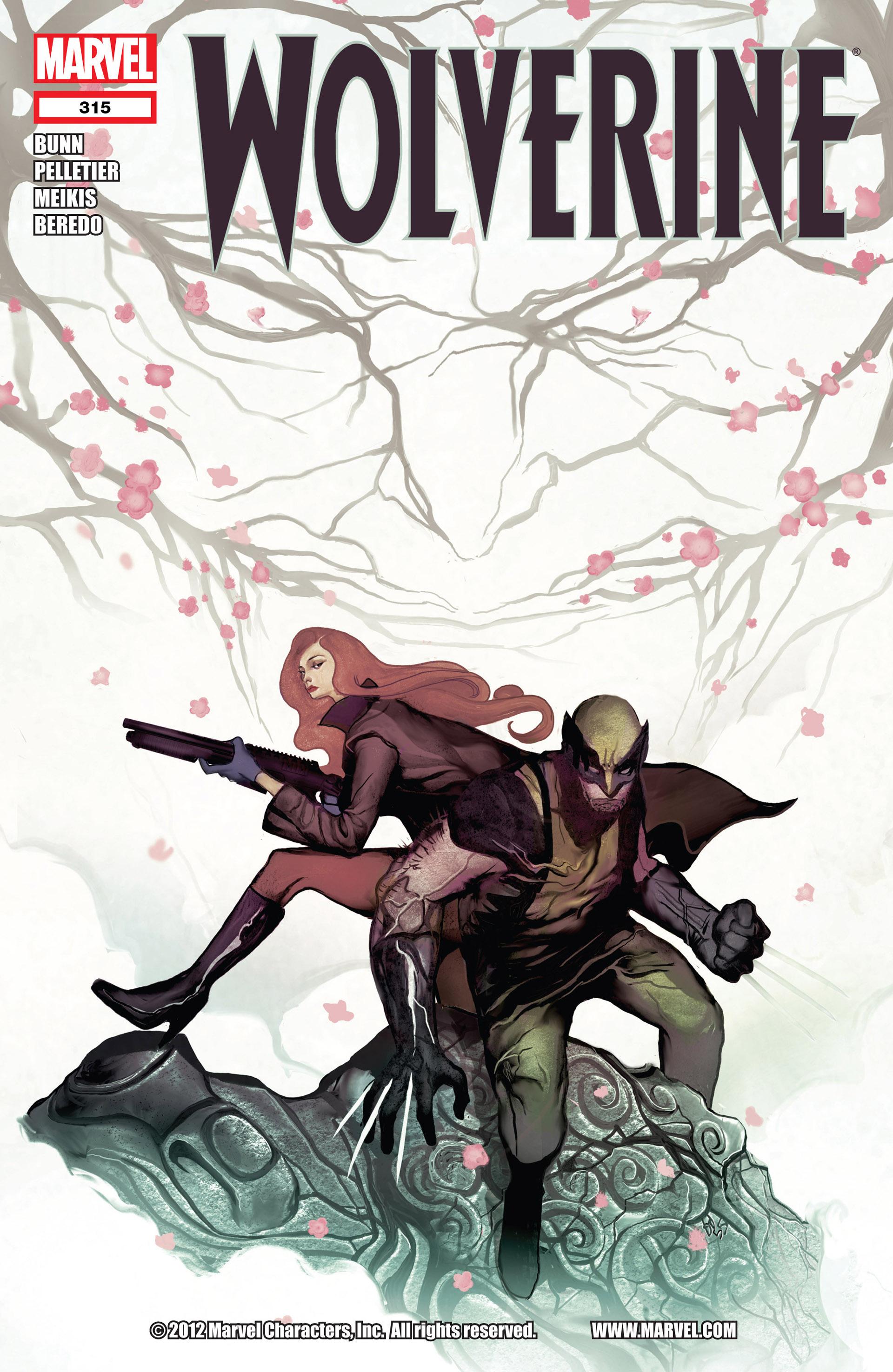 Wolverine (2010) 315 Page 1