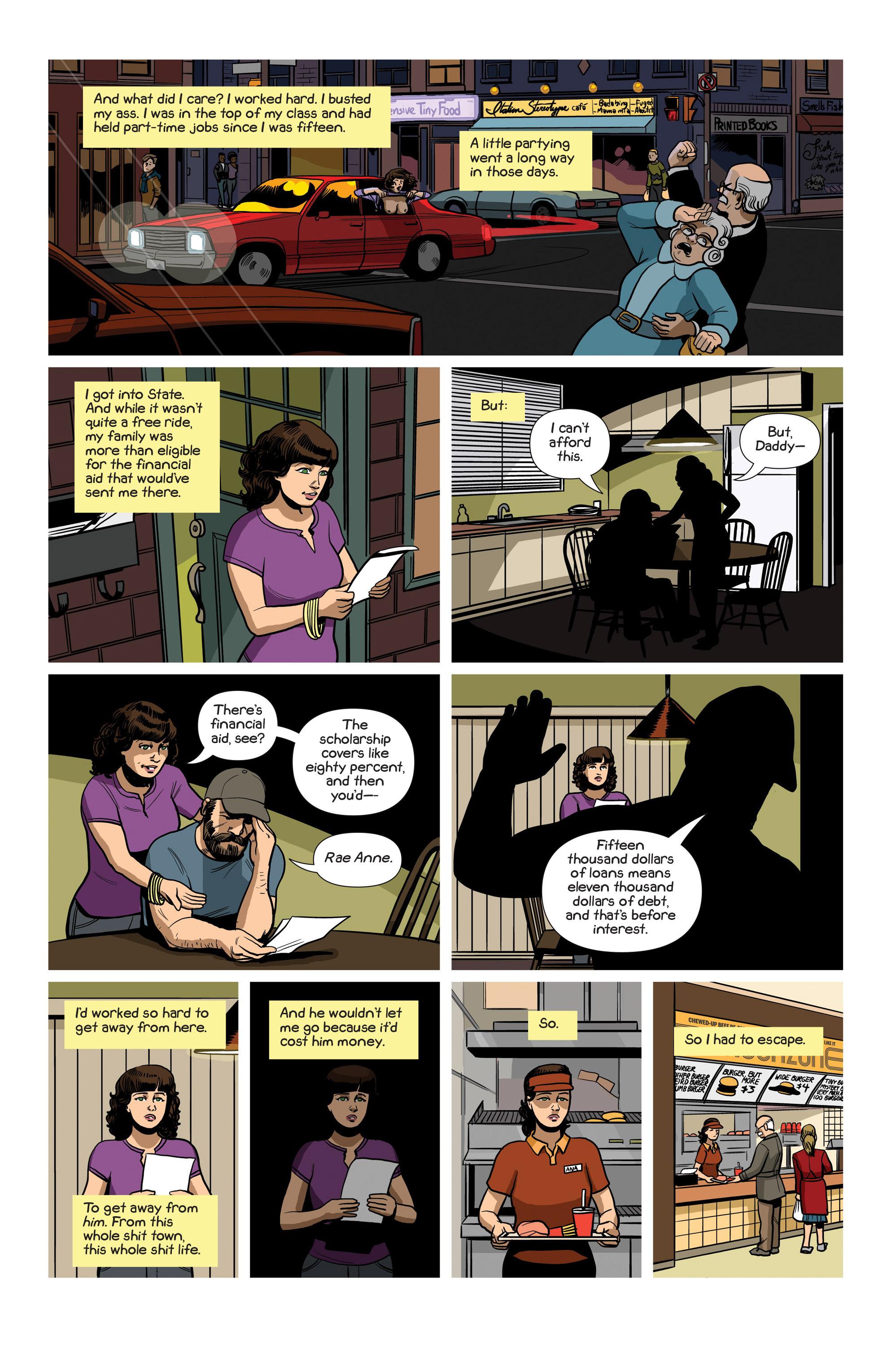Read online Sex Criminals comic -  Issue #9 - 5