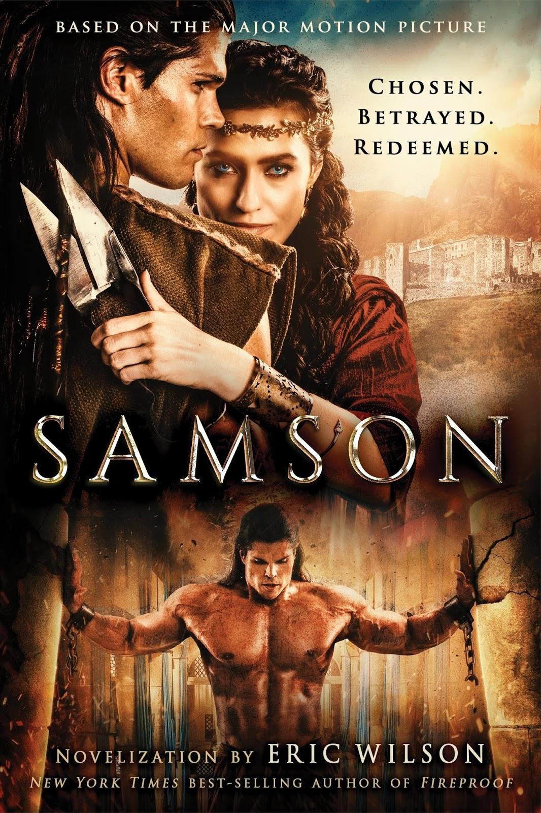 Samson [2018] [DVDR] [NTSC] [Latino]