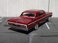 Chevrolet Impala SS 1964 AMT/Ertl 1/25