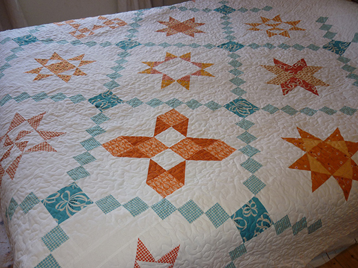 WIP- Star Quilt Free Tutorial