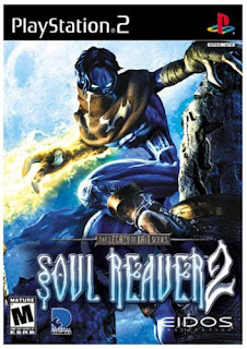 Legacy of Kain: Soul Reaver 2 (PS2) 2001