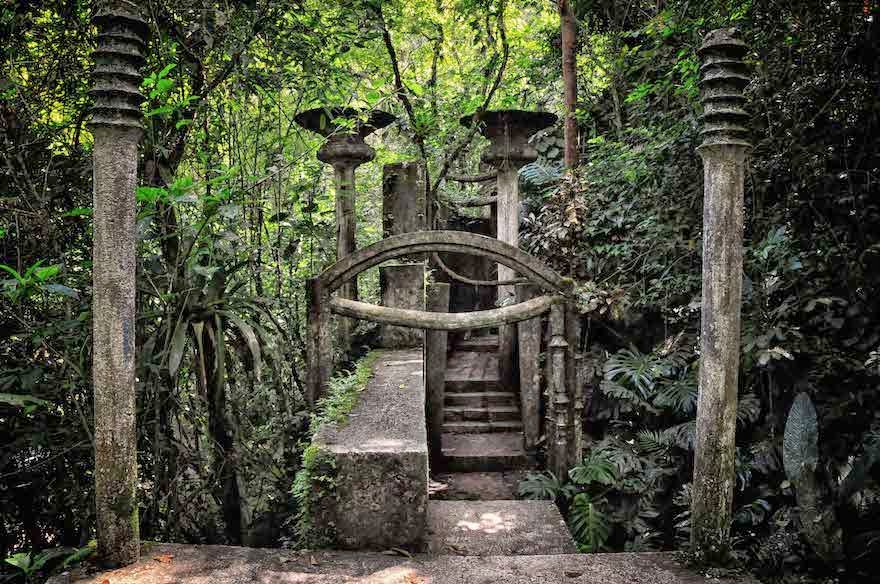 Las Pozas, Mexico - 19 Lesser-Known Travel Destinations To Visit Before You Die