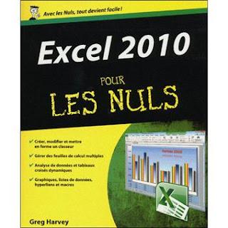 Télécharger Livre Gratuit Excel 2010 Pour Les Nuls pdf