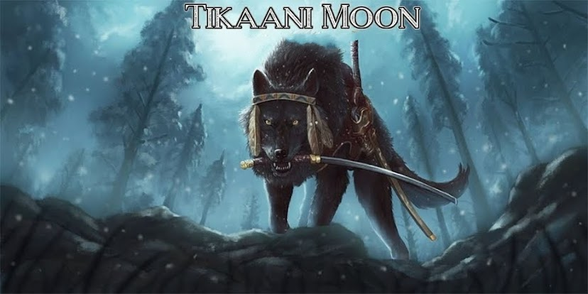 Author Tikaani Moon