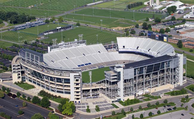 4 Beaver Stadium
