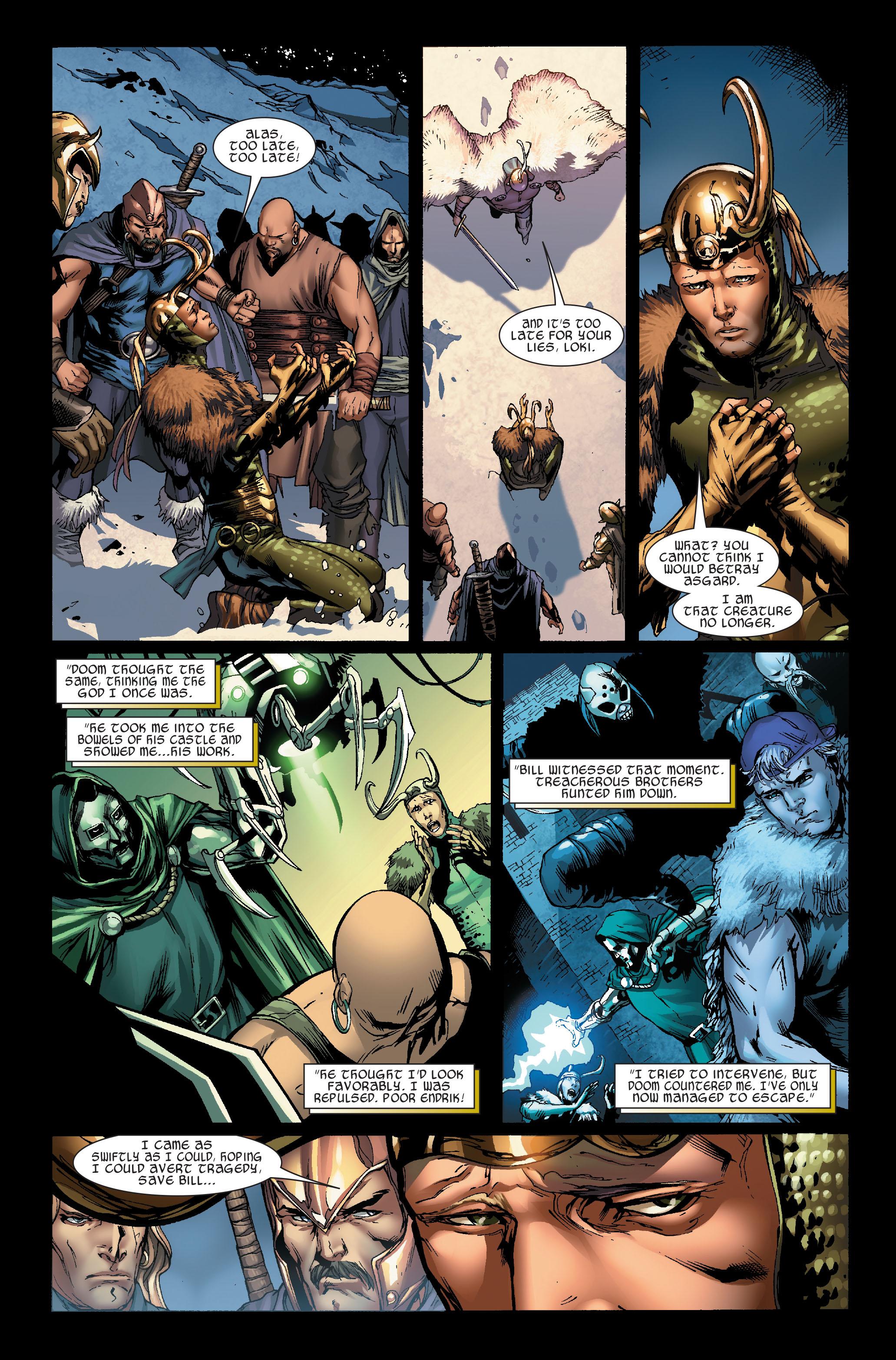 Thor (2007) Issue #604 #17 - English 16