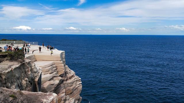 Wedding Cake Rock Lookout