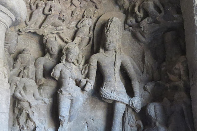 Lord Shiva & Parvati marriage