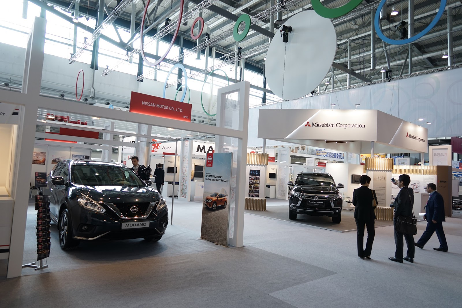 To αναπτυξιακό πλάνο της Nissan για το εργοστάσιο της Αγίας Πετρούπολης στη Ρωσία