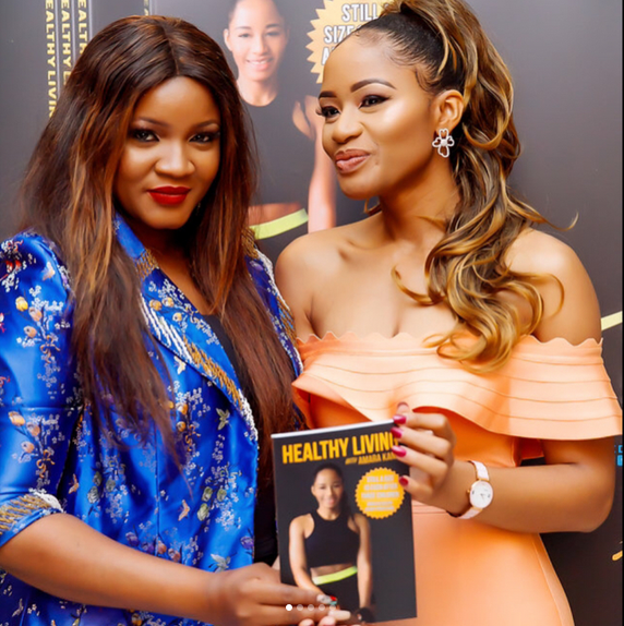 Omotola-Healthy-Living-With-Amara-Kanu-book-launch