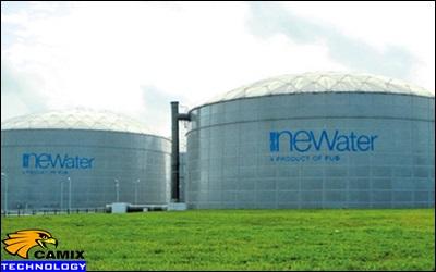 Cải tạo đạt chất lượng hệ thống xử lý nước thải - Tái chế nước ở Singapore