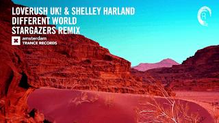 Lyrics Different World - Loverush UK! & Shelley Harland