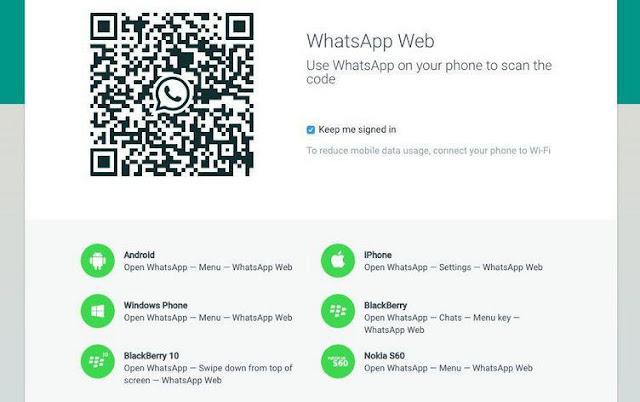 Cara Buka WhatsApp di Komputer (dengan dan tanpa install)