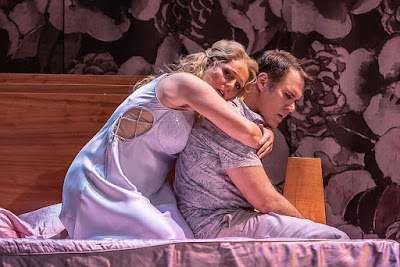 Shostakovich: Lady Macbeth of Mtsensk - Brandon Jovanovich, Eva-Maria Westbroek © ROH, 2018. Photographed by Clive Barda