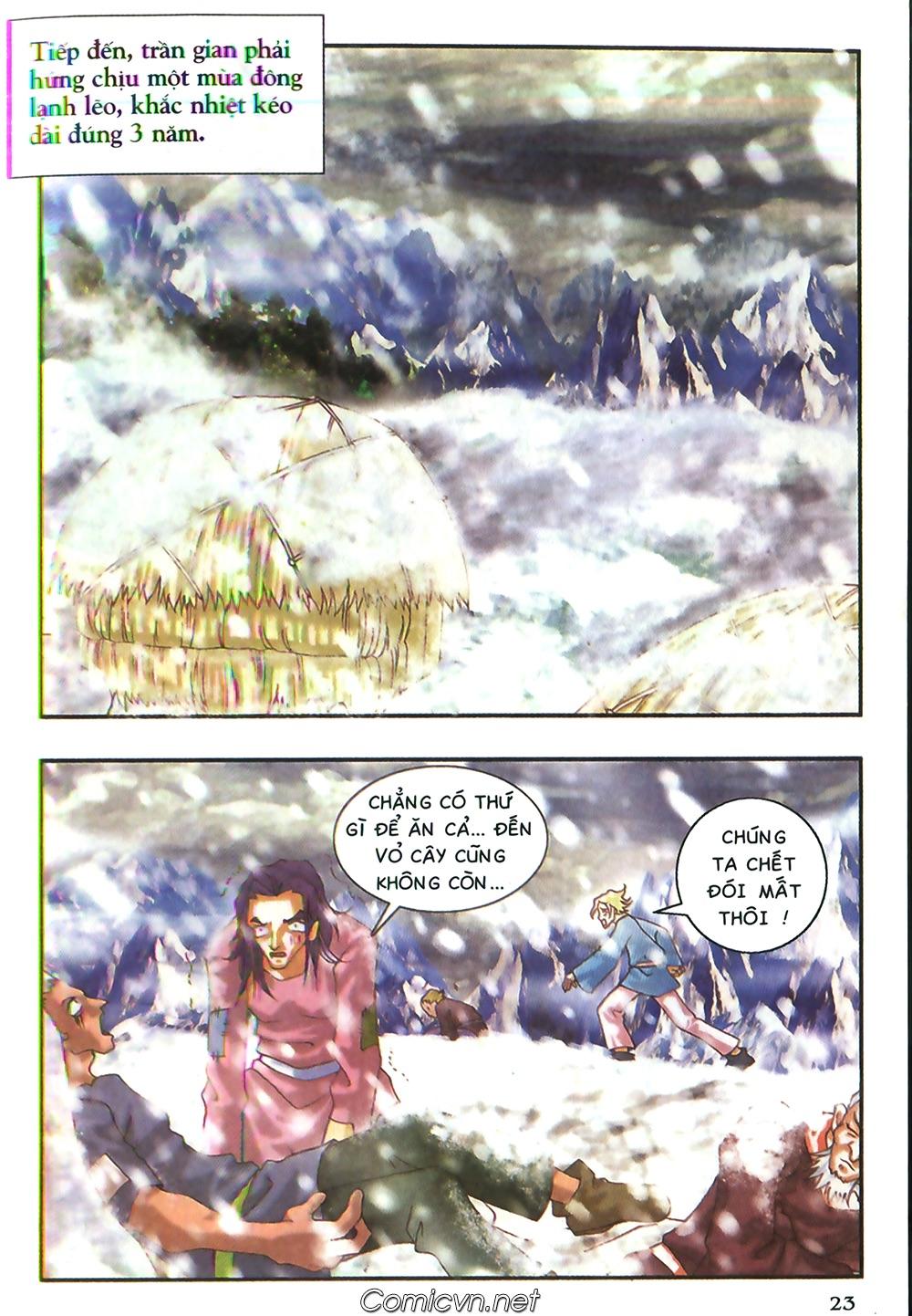 Thần thoại Bắc Âu - Chapter 48: Cuộc chiến Ragnarok - Pic 24