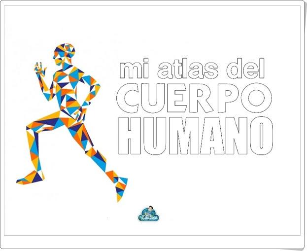 """""""Mi Atlas del Cuerpo Humano"""" (Ciencias Naturales de Primaria)"""