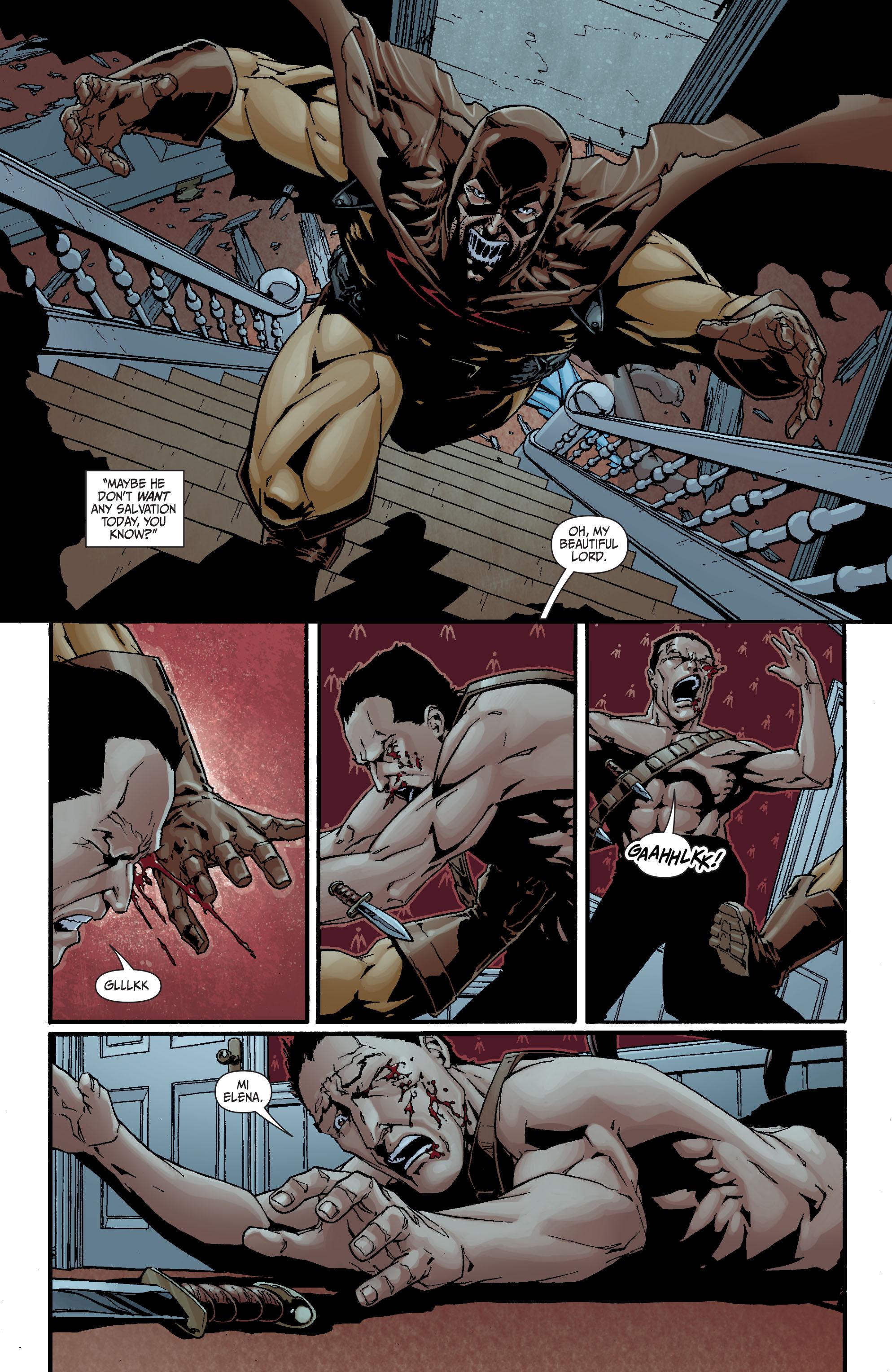Read online Secret Six (2008) comic -  Issue #20 - 21
