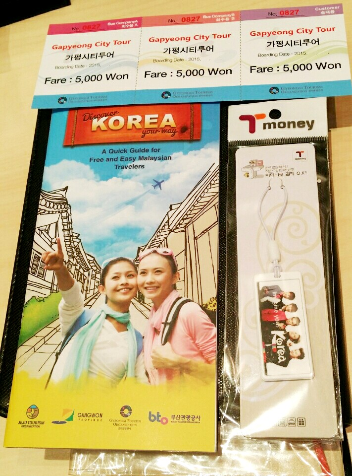 discover korea your way giveaway promotion
