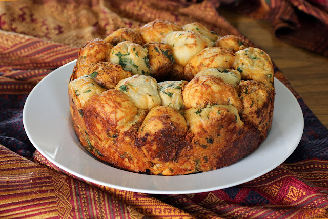 Southwest Spiced Monkeybread