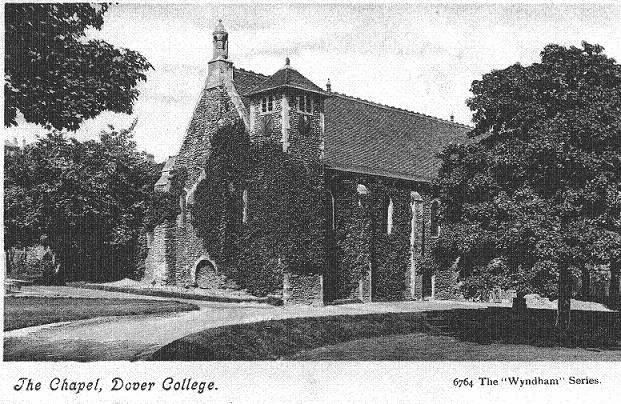 Dover College Chapel