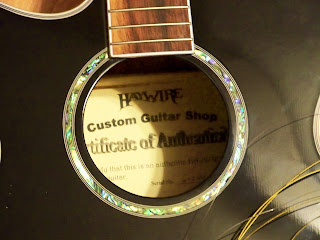 Haywire Custom Guitars offers Premium custom built acoustic guitars and guitar modifications.