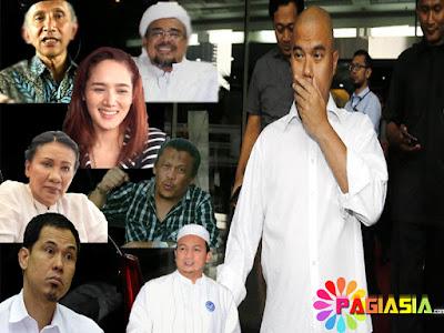 Saksi-Saksi Kasus Ahmad Dhani Tidak Datang ke Polda Bareskrim