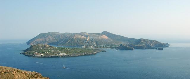 Volcanes y mares