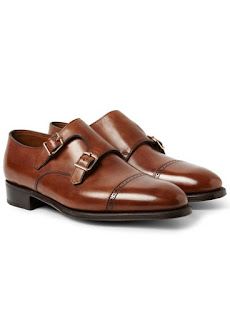 Giày Double Monks của John Lobb