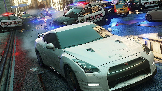 Download Need for Speed Most Wanted 2