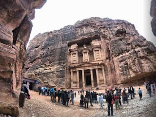 Viaje a Jordania, 3º parte. Petra - Blog Viajar fácil y barato