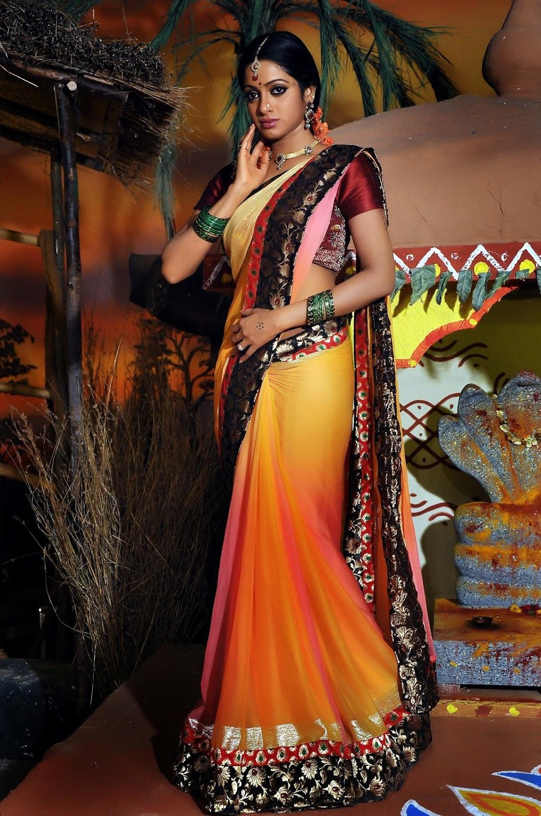 Bhavya Sri Hot Photoshoot - Telugu Actress Gallery